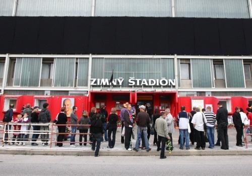 Zimný štadión Pavla Demitru