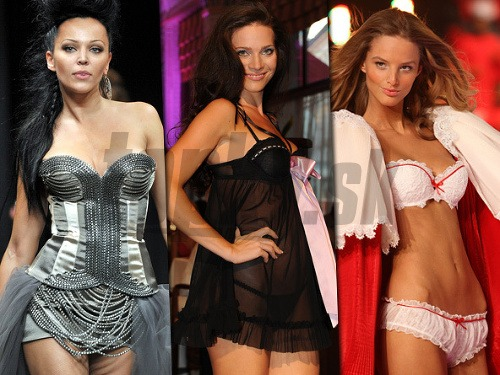 Victoria tajné modely nahé fotky