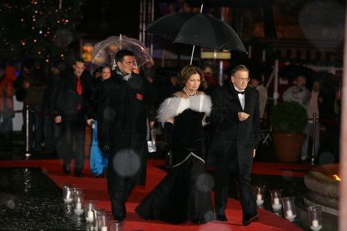 Herečka Emília Vášáryová s