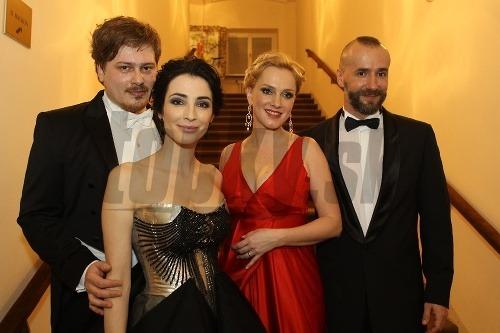 Lucia Hablovičová s Borisom
