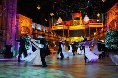 Tanečné vystúpenie v rámci