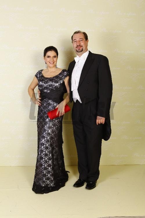 Manželia Iveta a Martin