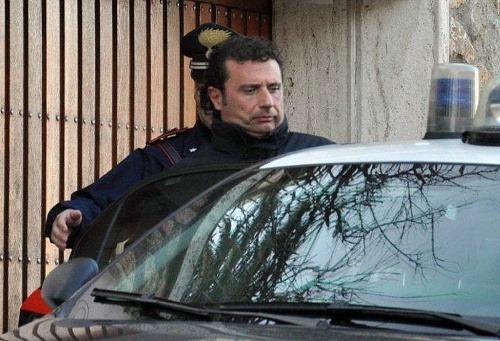 Kapitán lode Francesco Schettino