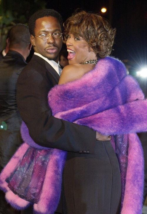 Whitney Houston a Bobby