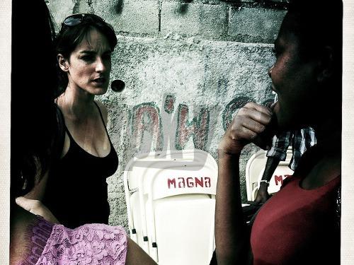 Haitskej americkej Zoznamka