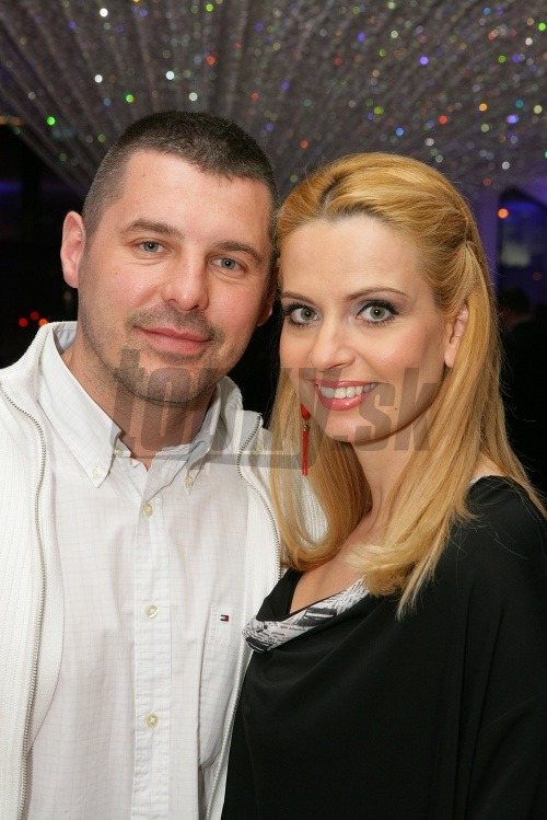 Marianna Ďurianová so snúbencom