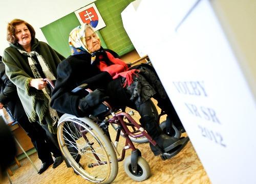 100-ročná jubilantka, Emerencia Meňhartová