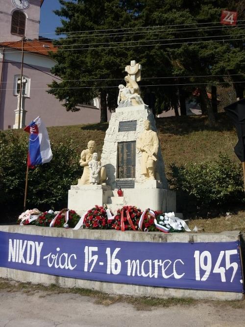 0ed2db194 Spomienka na temno v dejinách Skýcova – galéria | Topky.sk - Bleskovky