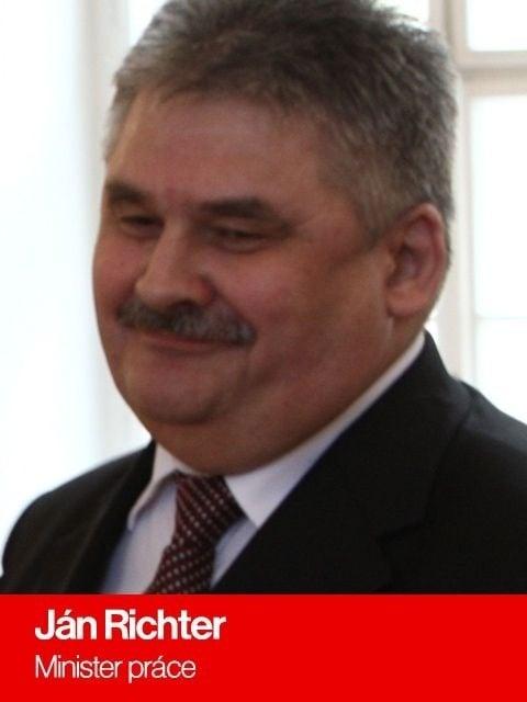 Kompletné zloženie Ficovho kabinetu:
