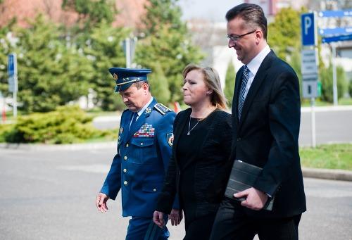 Sprava: Minister obrany Martin