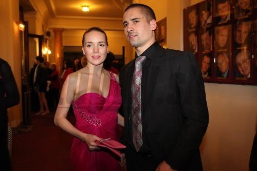 Lucie Vondráčková a Tomáš