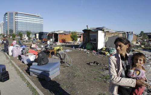 Takto riešia rómsky problém