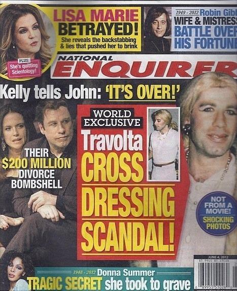 John Travolta pred rokmi
