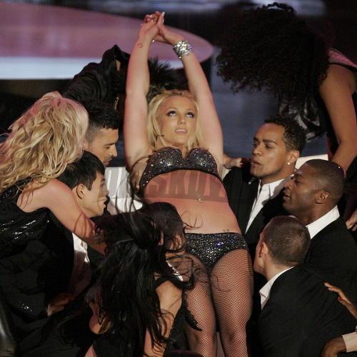 Britney porno spers
