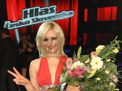 Ivanna Bagová zvíťazila v