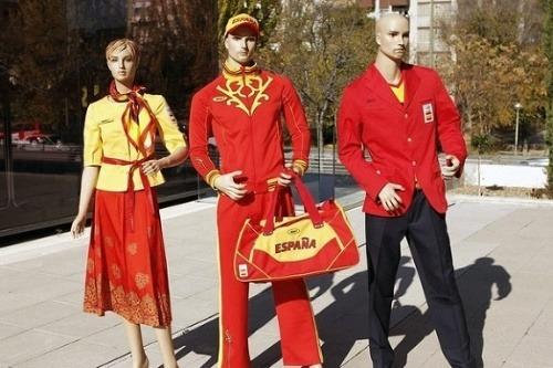 FOTO Oblečenie svetových olympionikov: