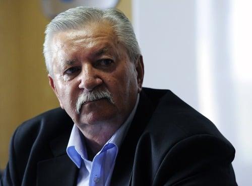 Predseda strany Stanislav Martinčko