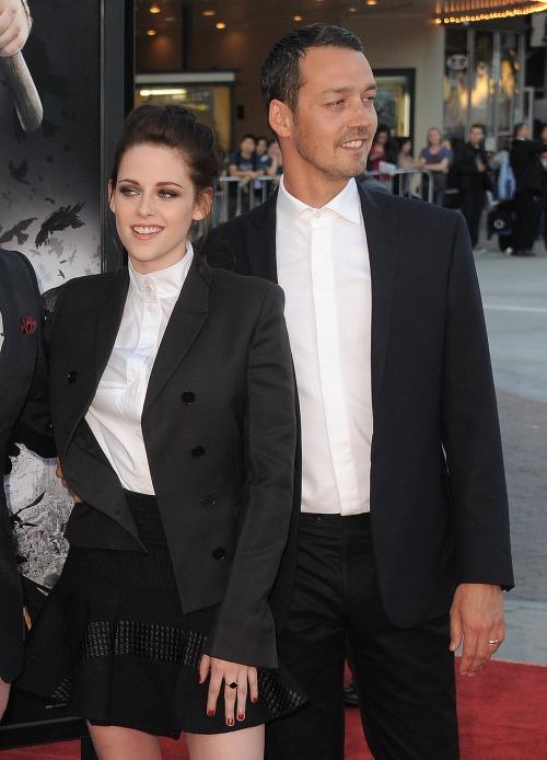 Kristen Stewart a Rupert