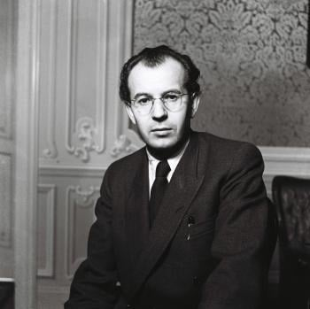 Komunistický politik Gustáv Husák