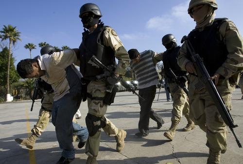 Ozbrojené zložky USA a