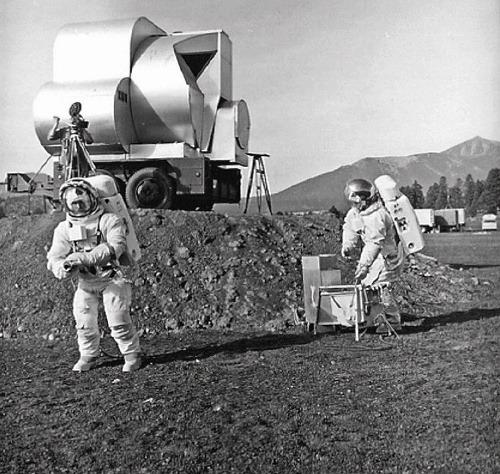 Ako NASA výbuchmi vyrábala