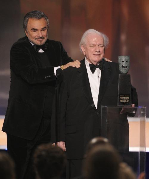 Burt Reynolds odovzdal cenu