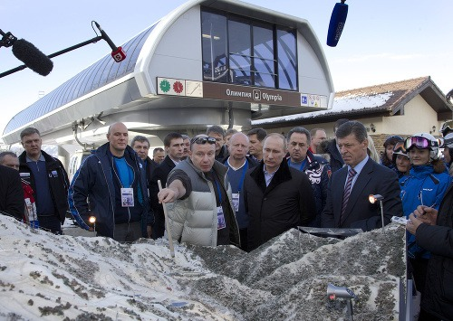 Olympiáda na Slovensku: Čakali
