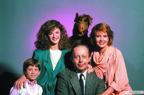 Herecké obsadenie sitkomu Alf