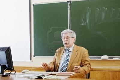 Učiteľ výstrek