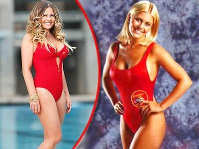Nicole Eggert kedysi začína