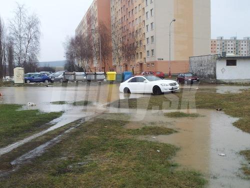 Povodeň v Bánovciach nad