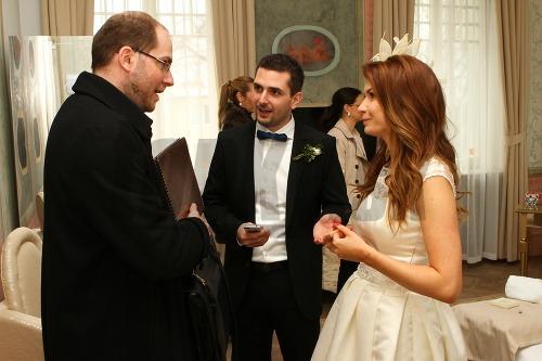 Posledné pokyny pred svadobným