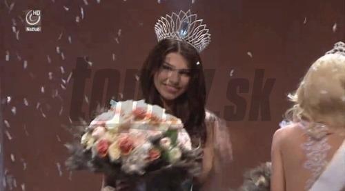 Miss Slovensko 2013 Karolína