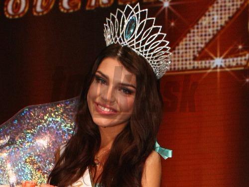 Novou Miss Slovensko 2013