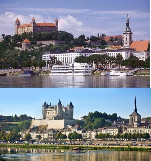 Bratislava má svojho dvojníka: