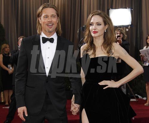 Brad Pitt a Angelina