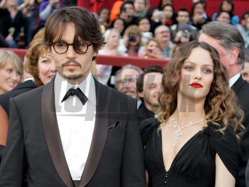 Johnny Depp a Vanessa