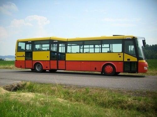 Autobus spoločnosti SOR Libchavy,