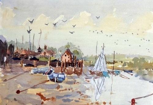 Malý Monet (10) bohatne