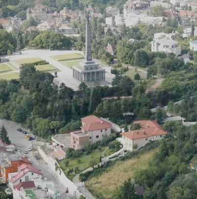 Kňažkova vila pod Slavínom