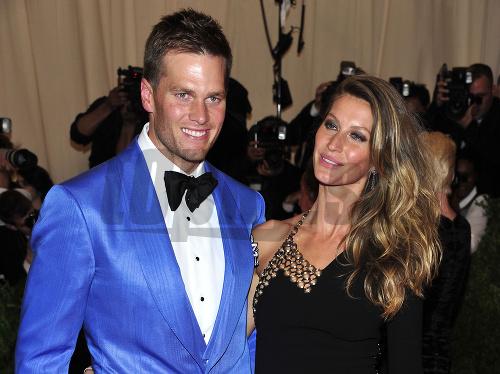 Tom Brady a Gisele