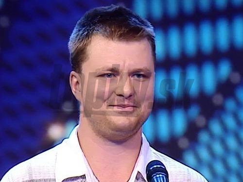 Miroslav Sýkora z Talentu