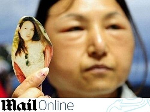 Xiao opuchla tvár do