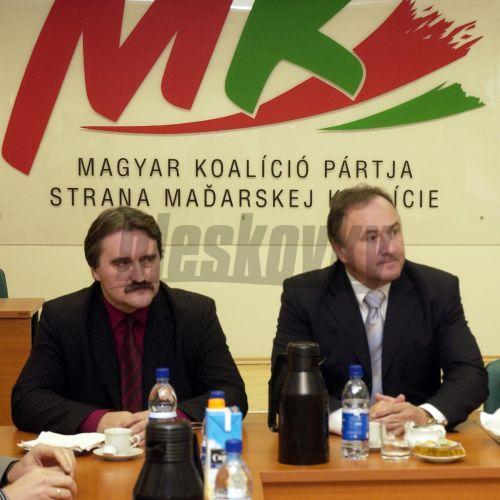 Kandidát na prezidenta Gyula