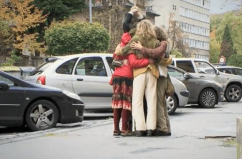 Bývalí manželia po útoku