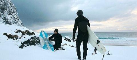 Snow film fest: Pozrite