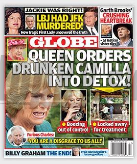Camilla je podľa magazínu