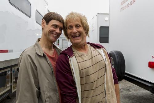 Jim Carrey a Jeff