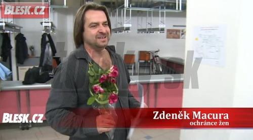 Zdeněk Macura sa nevzdal