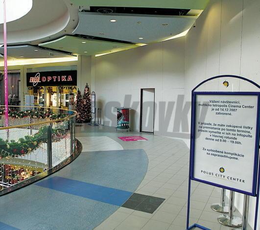 886e25ebc Kino v bratislavskom Poluse skončilo – galéria   Topky.sk - Bleskovky